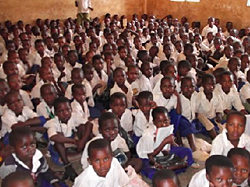 Primary First in Tanzania