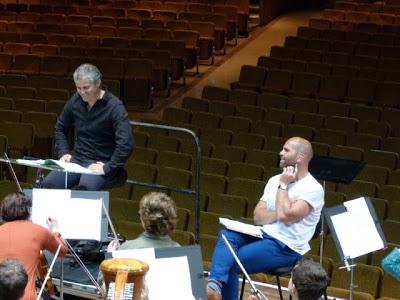 Anton rehearsal